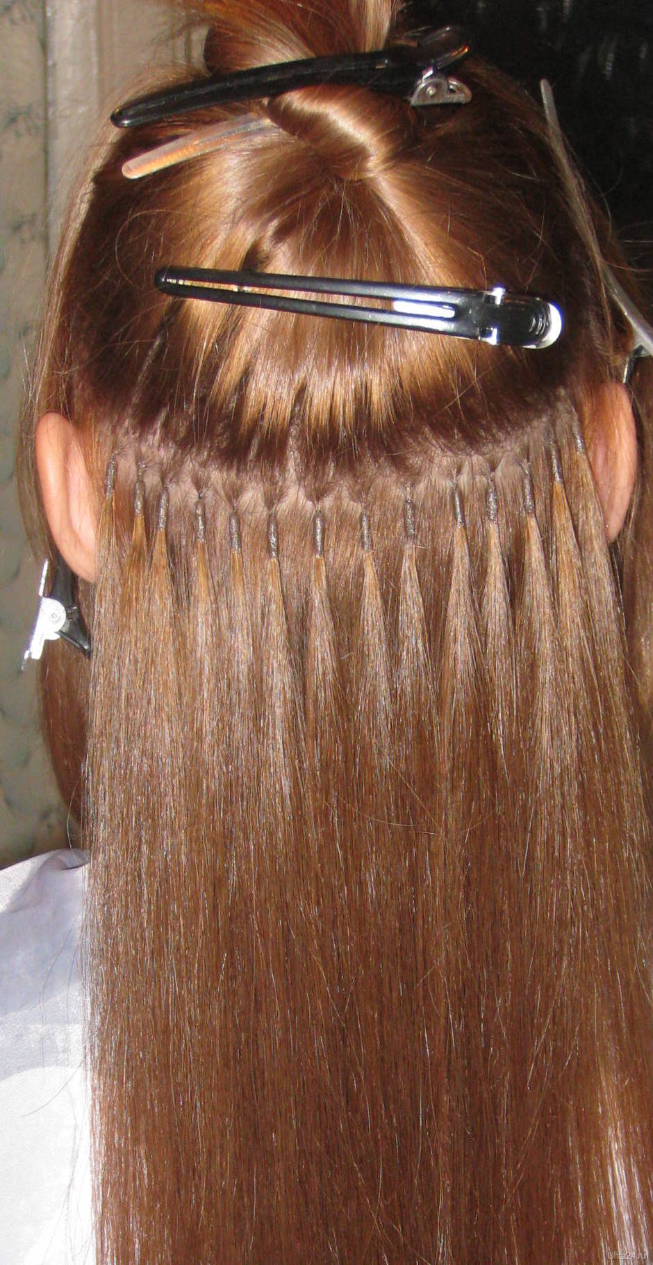 Наращивание волос в астане цены